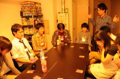 『人狼ナイト@Shibuya』 10/12(水)開催決定!!