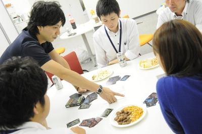 企業のドイツゲームパーティー@関西に出張ゲームマスター!