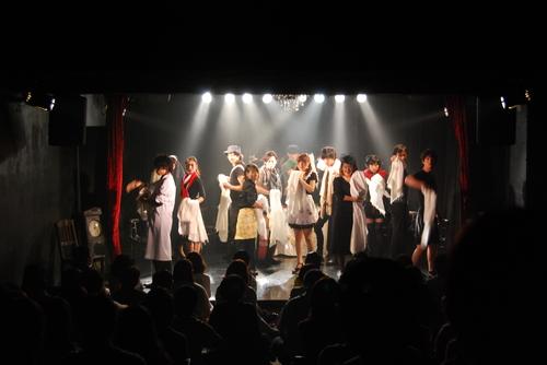 舞台『人狼ザ・ライブプレイングシアター』年末年始公演!